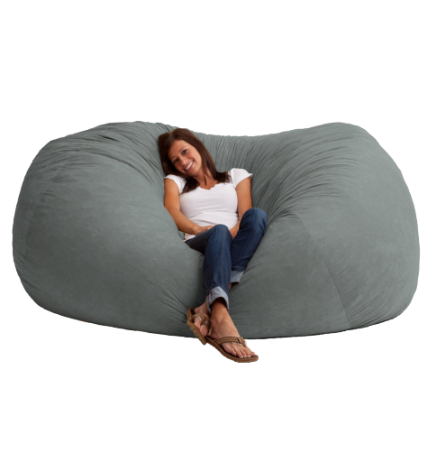 Big Ass Beanbag Chair Cool Stuff on Amazon