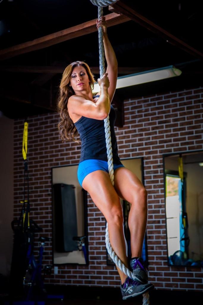 Gym Climbing Rope - Fuzzbeed HD Gallery