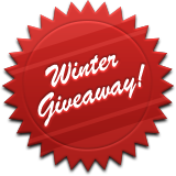 Winter Giveaway badge