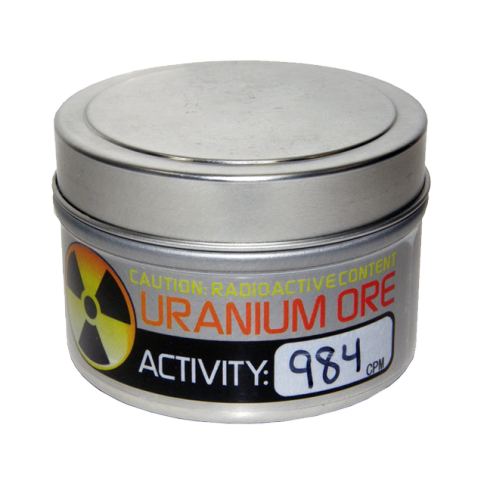 Uranium. Yes, Uranium. product photo