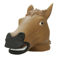 Horse Head Squirrel Feeder product photo