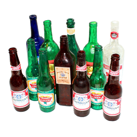 Breakaway Prop Bottles product photo