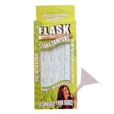 Tampon Flask product photo