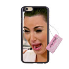 Kim Kardashian Crying iPhone Case product photo