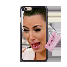 Kim Kardashian Crying iPhone Case product photo