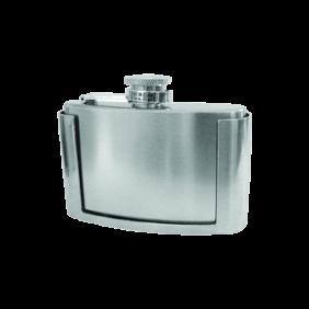 Belt Buckle Flask product photo