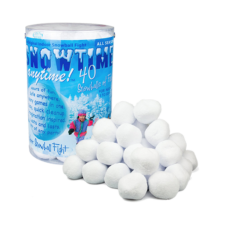 Indoor Snowball Fight product photo