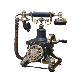 Old Timey Phone product photo