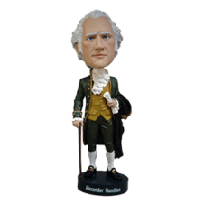 Alexander Hamilton Bobblehead product photo
