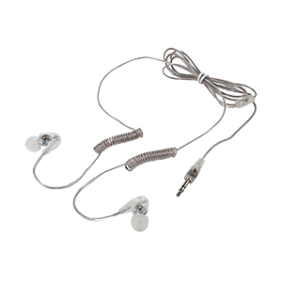 """Secret Service"" Ear Buds product photo"